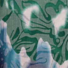 Leichtes und transparentes CVC-Mischdruckgewebe