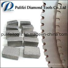 Granite Cutting Blade Segment and Marble Saw Blade Segment