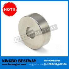 Strong Powerful Permanent Neodymium Ring Magnet