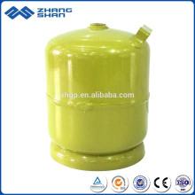 Usine de fabrication de machine de poids de cylindre de gaz de GPL de 3 kg