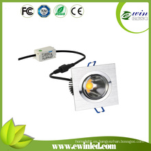AC100-240V Square LED Downlights con CE RoHS