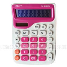 Calculatrice de bureau à double alimentation optionnelle à deux chiffres (LC271SET)