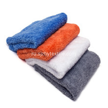 Best Absorbent Cheap Microfiber Clean Wash Car Towel