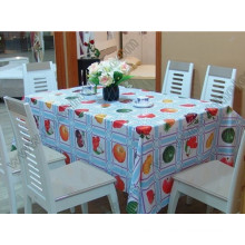 Fruits Tablecloth, Table Cover
