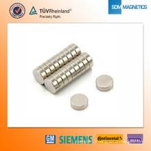 D9 * Aimant en néodyme N42 de 3 mm