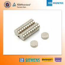 D9*3mm N42 Neodymium Magnet