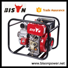 "BISON CHINA Taizhou Big Displacement 4"" Types Of Diesel Engine Pump"