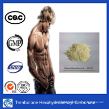 99% Purity Steroides Hormone Poudre Trenbolone Hexahydrobenzyl Carbonate