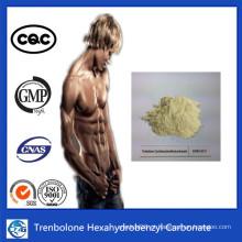99% de pureza esteróides Hormônio em pó Trenbolone Hexahydrobenzyl Carbonate