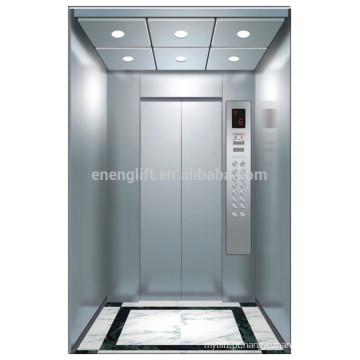 Produtos de porcelana quentes sala de máquinas por atacado menos vvvf passageiro elevador