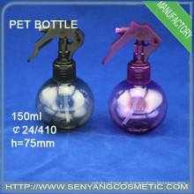 500ml Kunststoff PET Flasche Kunststoff Wassersprühflasche Nebel Sprühflasche mit Pumpe