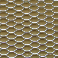 Painted Expanded Metal Wire Mesh