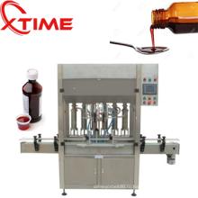 Оборудование для розлива медицинских стеклянных пластиковых бутылок