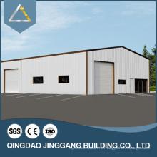 Q235B Q345B Recipiente de madeira pré-fabricado de estrutura em aço fabricado