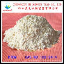 Agente de vulcanización del caucho DTDM CAS No.: 103-34-4