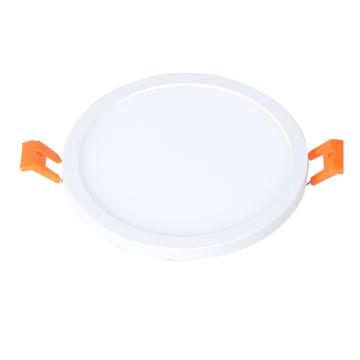 vente chaude ultra mince rond monté panneau lumineux de surface 32w