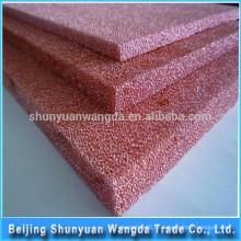 China alibaba hign pureza cobre espuma