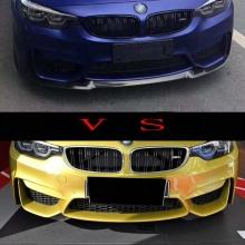 Auto Parts Rear Lip Bumper For BMW