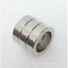 N45sh Ring NdFeB Magnet mit hoher Eigenschaft