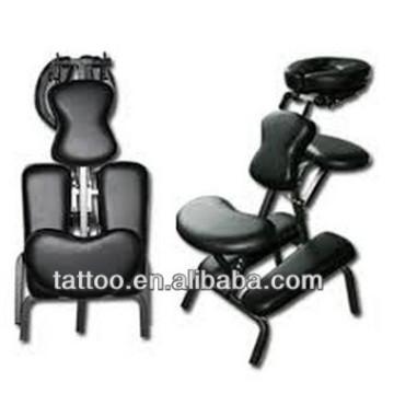 Регулируемая черная татуировка татуировка кресло кровать