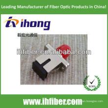 Adaptador híbrido FC-SC de fibra óptica