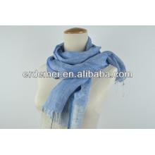 Самый популярный шарф с голубой лентой