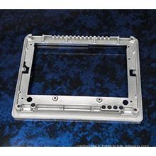 Personnalisez l'alliage d'aluminium à haute pression de bâti de moteur électrique en aluminium de bâti ABC12 moulage mécanique sous pression