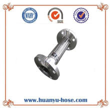 Exhaust Corrugated Pipe with Fixed Flange