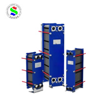 Échangeur de chaleur à plaques de la machine de refroidissement à l'eau vt40