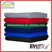 Cheap Plain 100% Polyester Super Soft Polyester Polaire Couvertures pour la promotion