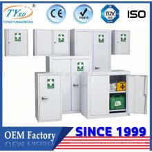 Metal Hospital First Aid Storage Cabinet