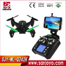2016 Новый беспилотник для продажи для wltoys Q242 к беспроводной микро мини fpv Дрон RC quadcopter с 2.0 МП HD камера SJY-Q242K
