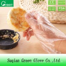 Cheap Food Processing Plastic Glove