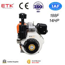 Land Use Air Cooled Diesel Engine with 3000/3600rpm Speed (ETK188F)