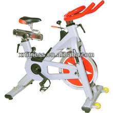 Popular comfortable spinning bike/cardio equipment
