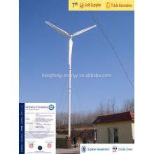CE Certification wind power generator