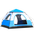3-4 Persons Camping Tent Spinning Type Automatic Tents