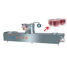Dry Fruit Thermoforming Vacuum Packer Mesin