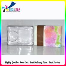 Caja de papel de colores / caja de embalaje de perfume / caja de regalo