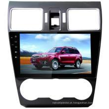 Yessun 10,2 polegadas Android carro GPS Navegação para Subaru Forester (HD9017)