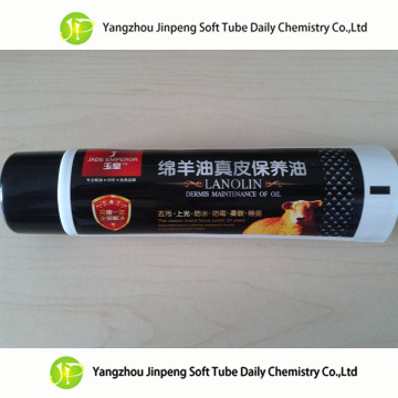 En aluminium & emballages cosmétiques en plastique Tube laminé chaussure eau Tube d'huile