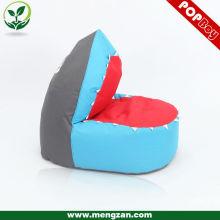600D poliéster juego bean bolsa silla, beanbag sofá
