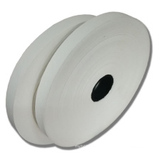 White Water activated wood Veneer Tape With Hole