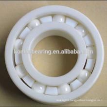 6204 6205 zz ZrO2 full ceramic deep groove ball bearing