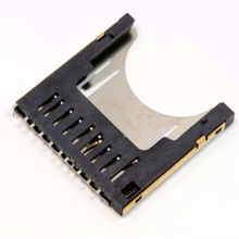 SIM Card 6pin para teléfonos inteligentes y tabletas / GPS / MP4 / MP5 / Registrador de datos de automóviles