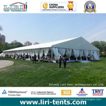 30X60m Large Clear Span Event Tent with Glass Door and Window