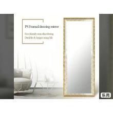 Горячая распродажа lulury обрамленное зеркало настенное зеркало