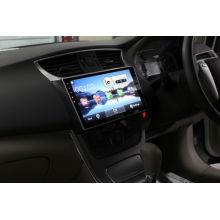 Android GPS coche reproductor de DVD para Nissan nuevo Sylphy (HD1019)