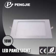 18W Slim LED Panel Light with CE RoHS Certificate