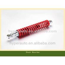 Mercado de 180 milímetros da América do Sul Preço do amortecedor de choque de alumínio para o ciclo do motor Honda bajaj